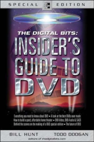 9780071418522: Digital Bits Insider's Guide to DVD (Digital Video and Audio)