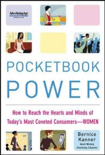 9780071418607: Pocketbook Power: How to Reach the Hearts and Minds of Today's Most Coveted Consumer - Women