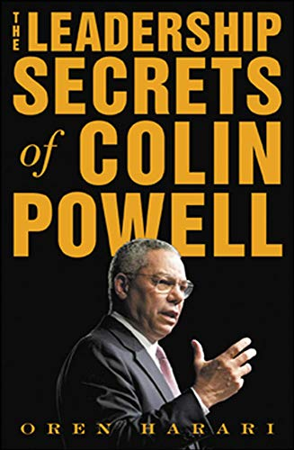 9780071418614: The Leadership Secrets of Colin Powell