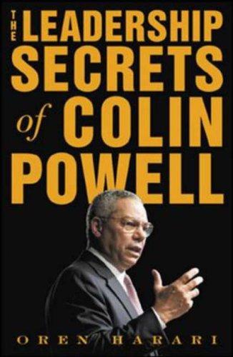 9780071418614: The Leadership Secrets of Colin Powell