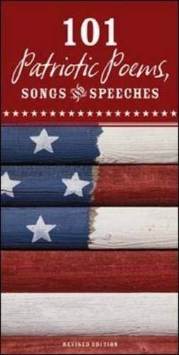 9780071418676: 101 Patriotic Poems