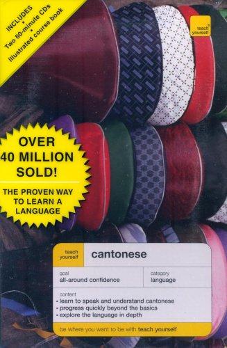 9780071418768: Teach Yourself Cantonese: Complete Audio CD Program (Teach Yourself Language Complete Courses)