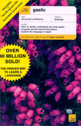 9780071418843: Teach Yourself Gaelic Complete Course Package (Book + 2 CDs) [With Book] (Teach Yourself Language Complete Courses)