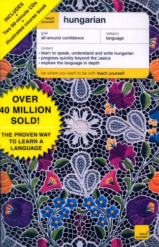 9780071418928: Teach Yourself Hungarian Complete Course Package (Book + 2cds) [With Book] (Teach Yourself Language Complete Courses)