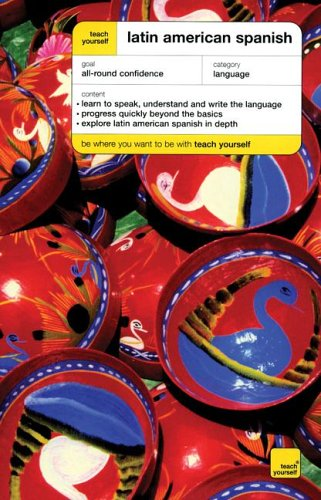 9780071419048: Teach Yourself Latin American Spanish Complete Course Audiopack