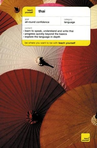 9780071419161: Teach Yourself Thai Book/CD Pack (Teach Yourself Language Complete Courses)