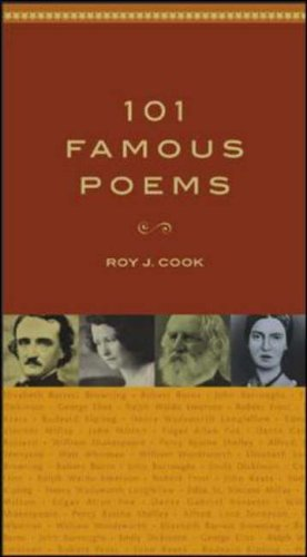 9780071419307: 101 Famous Poems (NTC Reference)