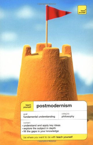 9780071419659: Teach Yourself Postmodernism