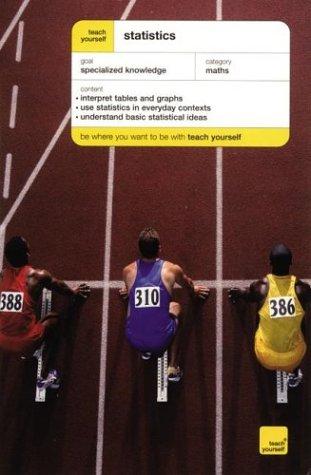 9780071419673: Teach Yourself Statistics