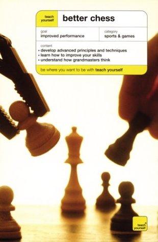 9780071419703: Teach Yourself Better Chess