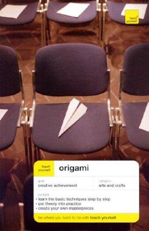 9780071419796: Teach Yourself Origami