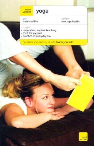 9780071419802: Teach Yourself Yoga (Teach Yourself (McGraw-Hill))