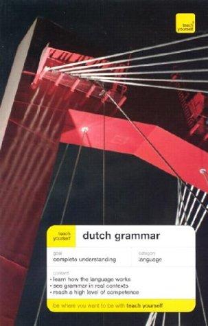 9780071419888: Dutch Grammar (Teach Yourself... Grammar)