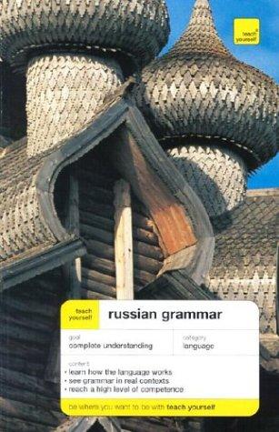 9780071420006: Teach Yourself Russian Grammar