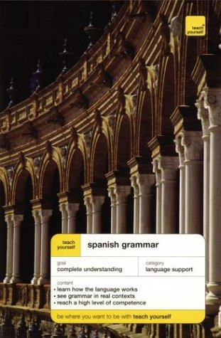9780071420013: Teach Yourself Spanish Grammar (TY: Language Guides)