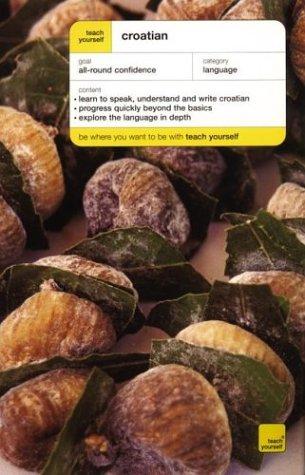 9780071420211: Teach Yourself Croatian