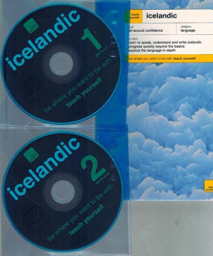 9780071420259: Teach Yourself Icelandic Complete Course
