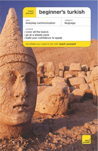 9780071420327: Teach Yourself Beginner's Turkish (Book Only) (Teach Yourself: Language)