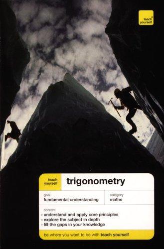 9780071421355: Trigonometry (Teach Yourself: Math & Science)
