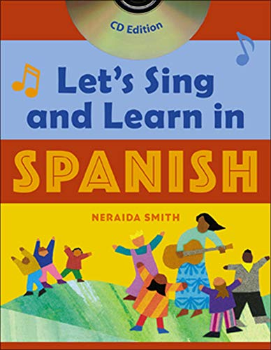 9780071421454: Let's Sing and Learn in Spanish  (Book + Audio CD)