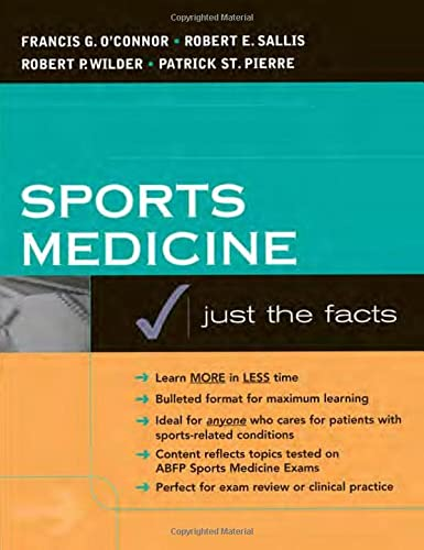 9780071421515: Sports Medicine: Justs the Facts