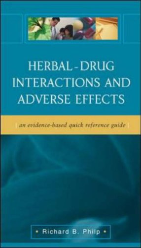 9780071421539: Herbal-Drug Interactions and Adverse Effects: An Evidence-Based Quick Reference Guide