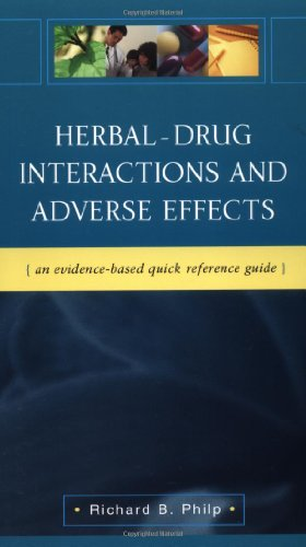 9780071421539: Herbal - Drug Interactions and Adverse Effects: An Evidence-Based Quick Reference Guide