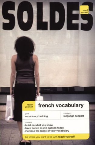 9780071421553: Teach Yourself French Vocabulary