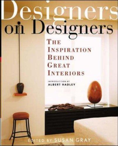 9780071421607: Designers on Designers: 24 Essays on Influential Interiors