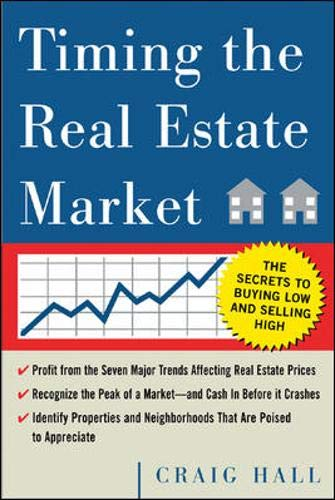 9780071421959: Timing the Real Estate Market : How to Buy Low and Sell High in Real Estate
