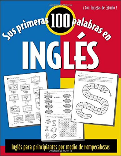 9780071421997: Sus Primeras 100 Palabras en Ingles : Your First 100 Words in English