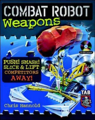 9780071422000: Combat Robot Weapons