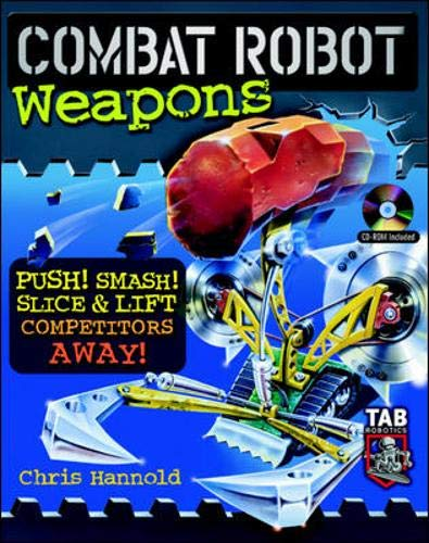 9780071422000: Combat Robot Weapons