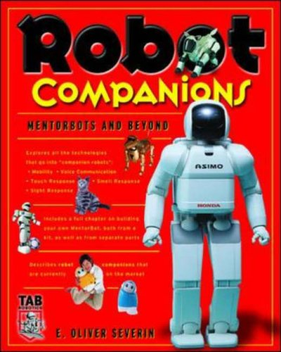 9780071422123: Robot Companions: MentorBots and Beyond