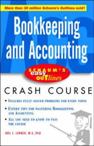 9780071422406: Schaum's Easy Outline of Bookkeeping and Accounting: Based on Schaum's Outline of Theory and Problems of Bookkeeping and Accounting