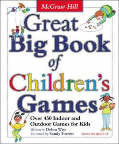 9780071422468: Great Big Book of Children's Games: Over 450 Indoor and Outdoor Games for Kids (Spanish Imports - BGR)