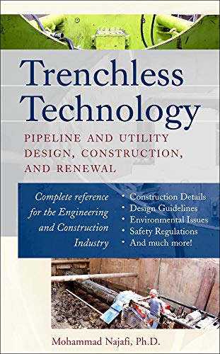 9780071422666: Trenchless Technology : Pipeline and Utility Design, Construction, and Renewal