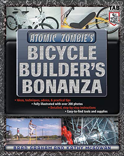 9780071422673: Atomic Zombie's Bicycle Builder's Bonanza (Electronics)