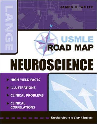 9780071422871: USMLE Road Map: Neuroscience (LANGE Basic Science)