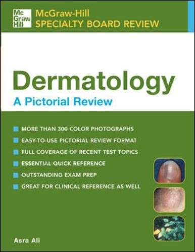 9780071422932: Dermatology: A Pictorial Review