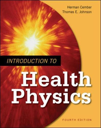 9780071423083: Introduction to Health Physics: Fourth Edition