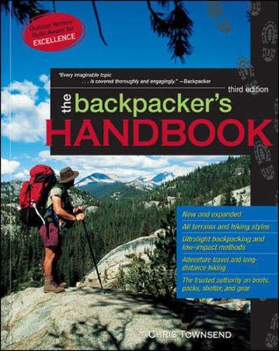 9780071423205: THE BACKPACKER'S HANDBOOK