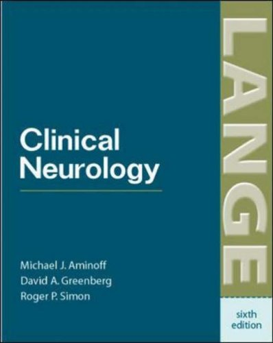 9780071423601: Clinical Neurology (Lange Clinical Medicine)