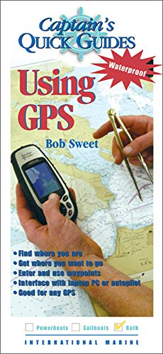 9780071423717: Captain's QuickGuides: Using GPS