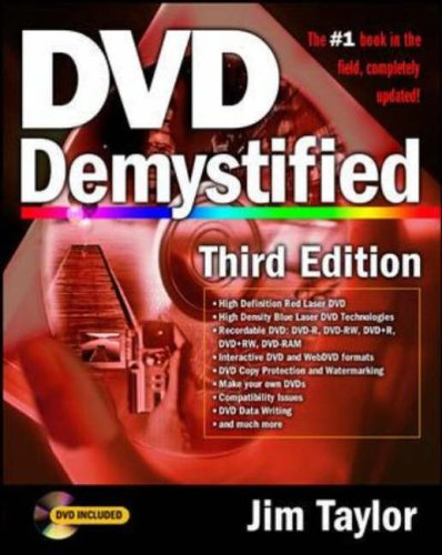 9780071423960: DVD Demystified Third Edition