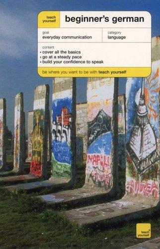9780071424264: Teach Yourself Beginner's German
