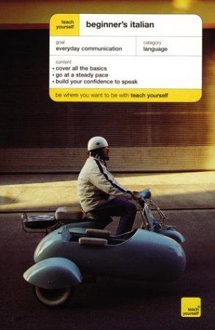 9780071424417: Teach Yourself Beginner's Italian (Book Only)