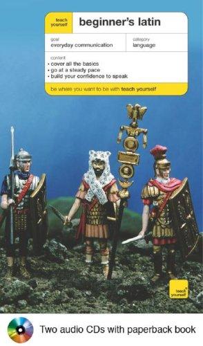 9780071424530: Teach Yourself Beginner's Latin Package (Book + 2cds) (Teach Yourself: Language)