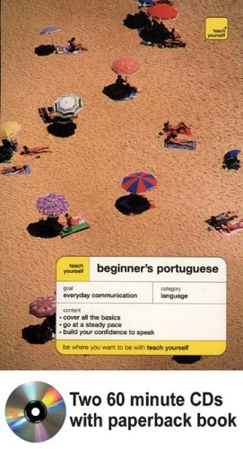 9780071424578: Teach Yourself Beginner's Portugese Audiopackage