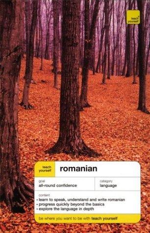 9780071424738: Teach Yourself Romanian Complete Course